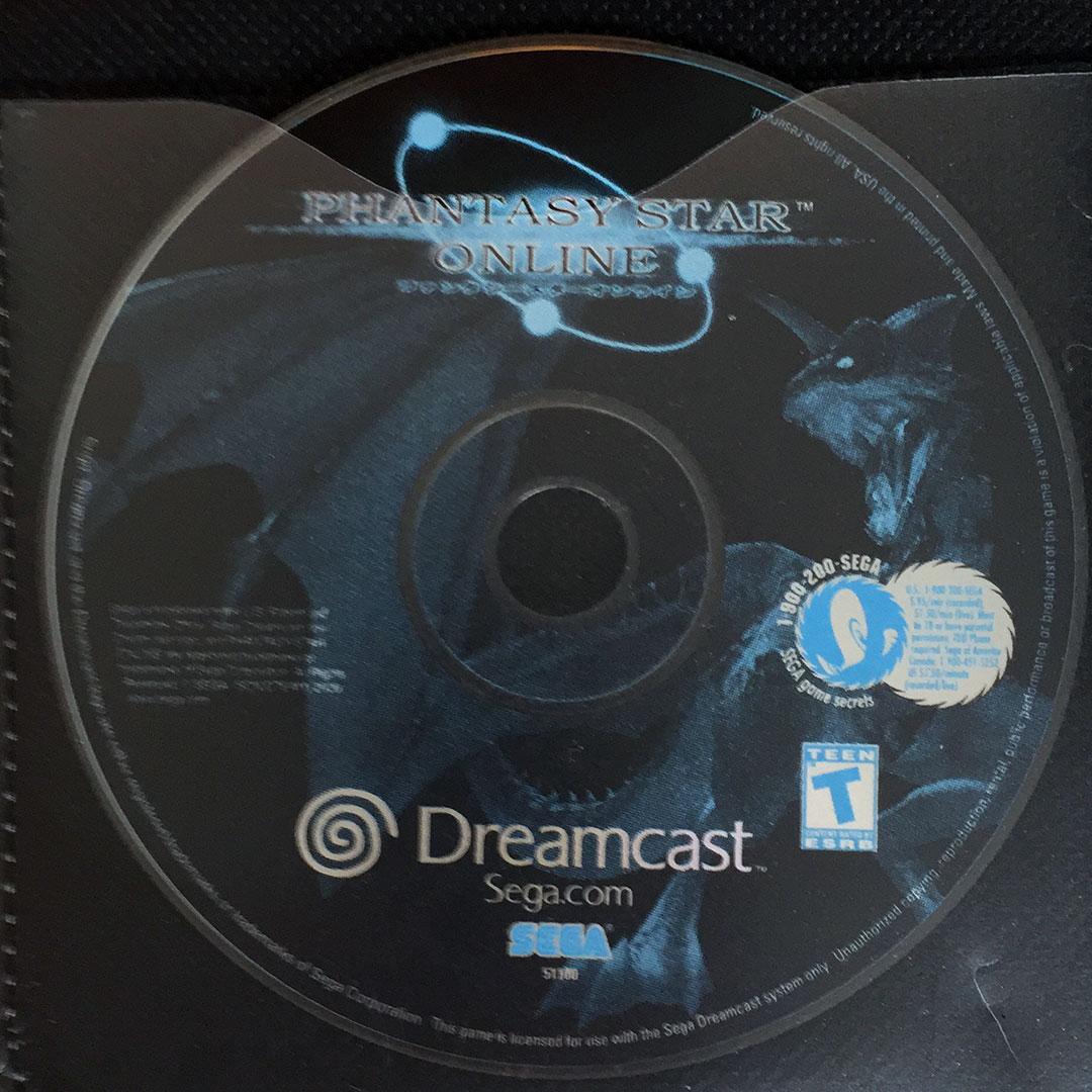 Phantasy Star Online Dreamcast [NTSC US]